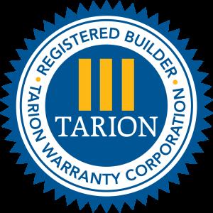Tarion Warranty Seal - Registered Builder